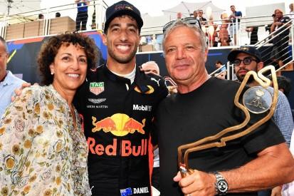 Daniel Ricciardo: Mein Vater ist immer mein Vater geblieben
