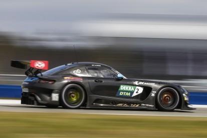 """""""Sound ist mega"""": Mercedes-AMG will offene Abgasanlage in der DTM"""