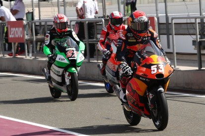 Moto3 in Portimao FT1: Deniz Öncü auf leicht feuchter Strecke Schnellster
