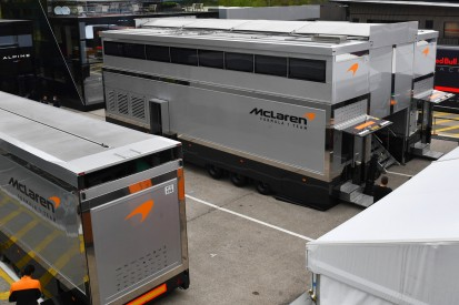 Thema Nachhaltigkeit: McLaren baut Prunk-Motorhome um
