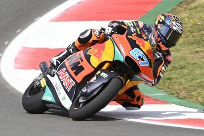 Moto2 in Portimao FT3: Remy Gardner hält Joe Roberts in Schach