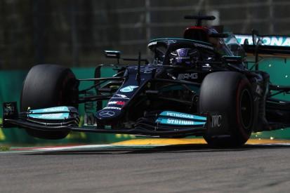 F1-Qualifying Imola 2021: Warum Hamiltons Pole so überraschend ist