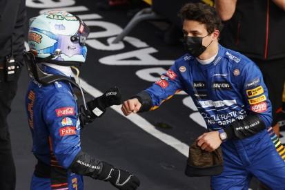 """Daniel Ricciardo trägt's mit Fassung: Stallorder war """"schon okay"""""""