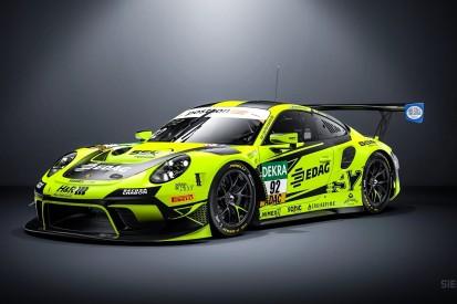 Farb-Trick bei SSR-Porsche: Wie die Gegner verängstigt werden sollen