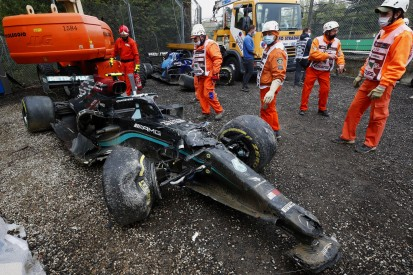 Formel-1-Liveticker: Bottas-Crash: Mehr als eine Million Euro für die Tonne