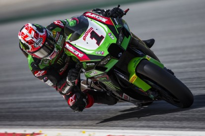 Regen behindert Test in Aragon: Kawasaki-Ass Jonathan Rea fährt Bestzeit