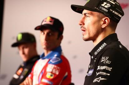 """MotoGP-Fahrer über Hass im Netz: """"Ich will mir diesen Mist nicht ansehen"""""""