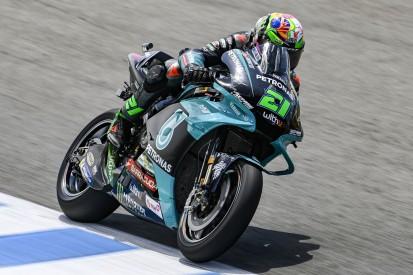 Morbidelli mit 67 Runden beim Test: Was an der 2019er-Yamaha getestet wurde