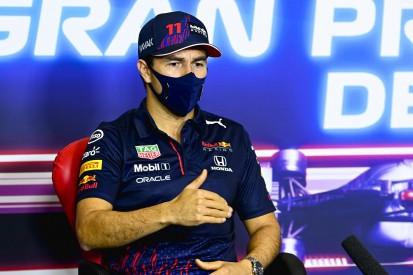 Sergio Perez: Schaue mir das Set-up derzeit bei Verstappen ab