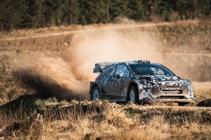 Rally1-Test von M-Sport: So läuft die Entwicklung des Hybridautos