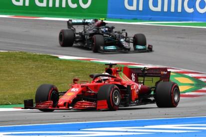 """Ferrari lobt Fortschritte: """"Erstmals eindeutig schnellstes Mittelfeld-Auto"""""""