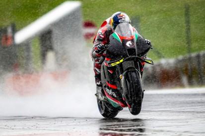 """Andrea Dovizioso über Test: MotoGP-Wildcards mit Aprilia """"nicht der Plan"""""""
