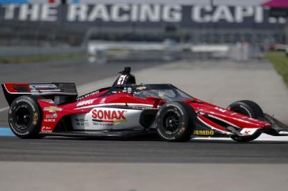 IndyCar Indianapolis-Rundkurs: Rinus VeeKay siegt vor Romain Grosjean