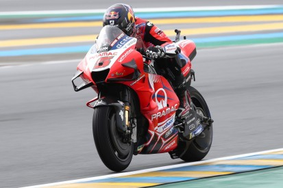 MotoGP-Liveticker Le Mans: Aufwärmtraining im Regen