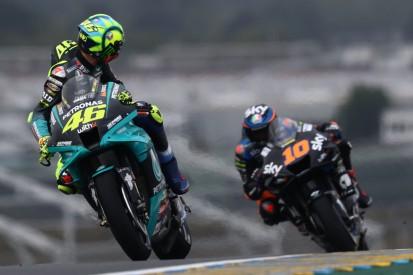 """Valentino Rossis MotoGP-Team mit Ducati oder Yamaha? """"Steht 50 zu 50"""""""