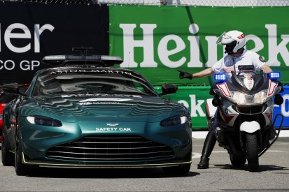 Mayländer: Darum wurde das Safety-Car in Monaco von der Polizei aufgehalten