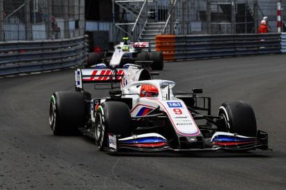 Stallorder bei Haas: Schumacher durfte Masepin nicht überholen