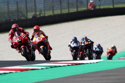 Bagnaia, Miller und Zarco analysieren Ducati-Schwachpunkt in Mugello