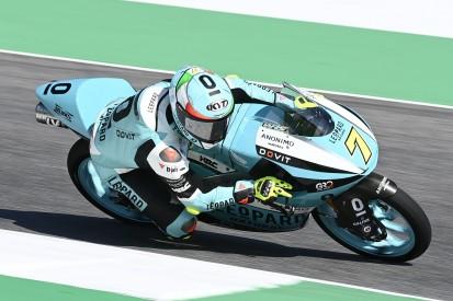 Moto3-Rennen in Mugello: Dennis Foggia erobert Heimsieg