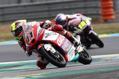 Moto3 in Barcelona FT1: Sergio Garcia fährt die erste Bestzeit