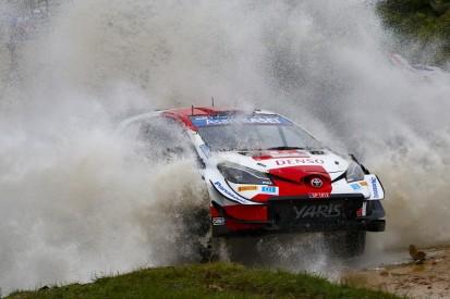 Rallye Italien 2021: Ogier baut Führung aus, Sordo nach Überschlag raus
