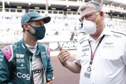 Wie Sebastian Vettel die Aston-Martin-Arbeitsweise verändert hat