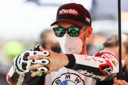 """""""Ich bin ein Racer"""" - Laverty nach 200-km/h-Sturz wieder auf dem Motorrad"""