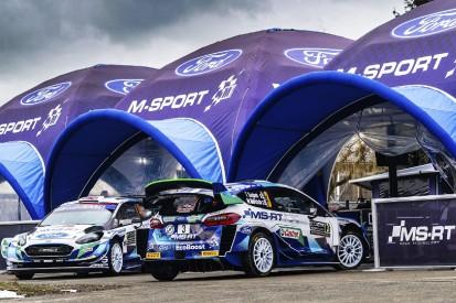 M-Sport mit Minimalbelegschaft und Abenteuerplan zur Safari-Rallye