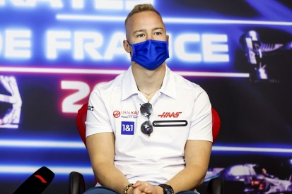 """Nikita Masepin über Mick Schumacher: """"Es hat keinen Vorfall gegeben"""""""