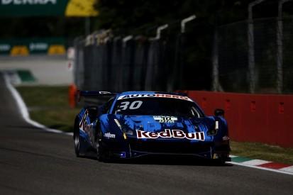 DTM-Rennen Monza 1: Red-Bull-Ferrari-Rookie Lawson besiegt Mercedes-AMG
