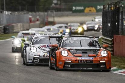 Porsche-Carrera-Cup Monza 2021: Larry ten Voorde ist Halbzeitmeister