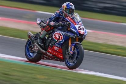 WSBK-Test in Navarra: Yamaha vor Kawasaki, BMW mit Rückstand