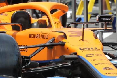 Formel-1-Technik: Ein McLaren-Update im Mercedes-Style