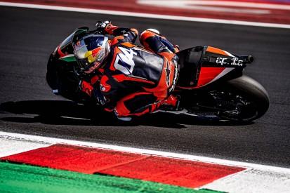 """""""Ein interessanter Test"""": Dovizioso fährt die Aprilia zwei Tage in Misano"""