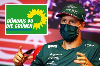 """Sebastian Vettel gibt zu: """"Ja, ich werde grün wählen"""""""