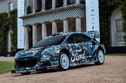 Ford lässt die Katze aus dem Sack: Neues WRC-Auto wird ein Puma!