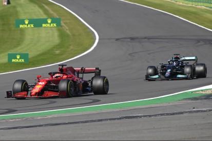 Leclerc: Ferrari kann nicht auf weitere Mercedes-Duelle hoffen