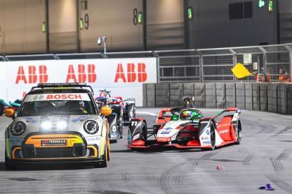Regelverstoß hinter Safety-Car: Di Grassi disqualifiziert, Audi mit Geldstrafe belegt