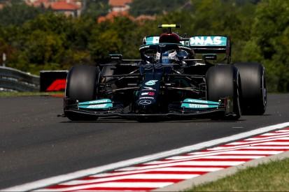 F1-Training Ungarn 2021: Bottas Schnellster, Verstappen unzufrieden