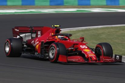Carlos Sainz: Kampf um P3 gegen McLaren nicht Ferraris höchste Priorität
