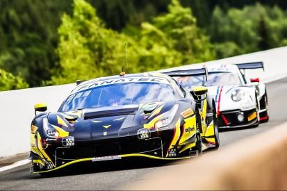 BoP 24h Spa 2021: Ferrari und Porsche dürfen ausladen