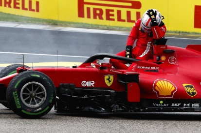 Ferrari muss Motor abschreiben: Leclerc droht Grid-Strafe