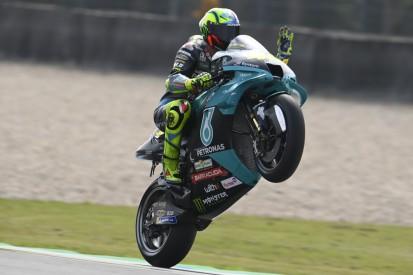 """MotoGP-Kollegen zu Rossis Rücktritt: """"Er ist der Gott der Motorräder"""""""