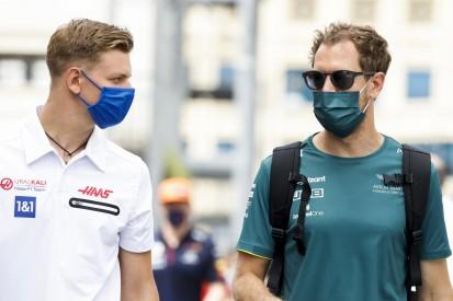 Schumacher & Vettel 2022: Worauf warten Haas & Aston Martin?