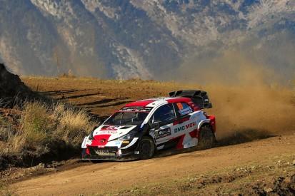 WRC Akropolis-Rallye Griechenland 2021: Rovanperä souverän, Tänak holt auf