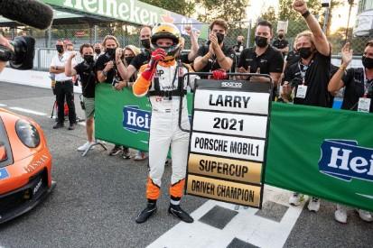 Porsche-Supercup Monza 2021: Sieg für Güven, Titel für ten Voorde