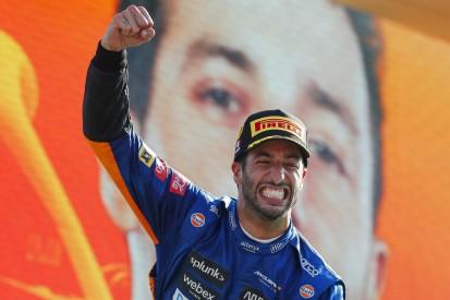 Daniel Ricciardo erklärt: Dunkle Macht trieb mich zum Monza-Sieg