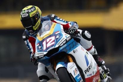 Moto2 Misano FT1: Lüthi auf nasser Strecke der Schnellste