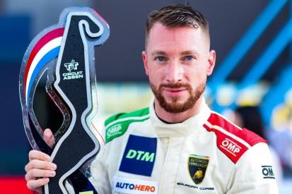 "Bortolotti sorgt für ersten Lamborghini-Podestplatz: ""Beim Restart Sieg verloren"""