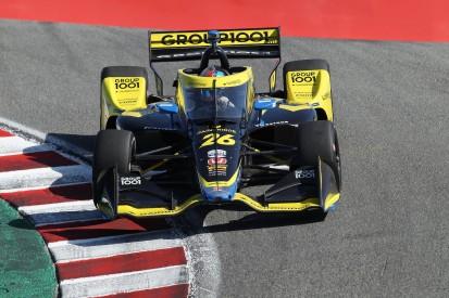IndyCar Laguna Seca: Herta siegt, Grosjean P3, Vorteil Palou